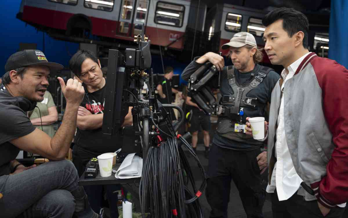 Shang-Chi Cast and Crew