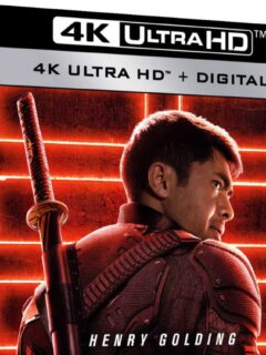 Snake Eyes 4K Ultra HD and Blu-ray Set for October