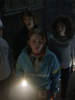 Stranger Things Season 4 Sneak Peek!