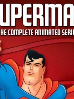 Superman: The Complete Animated Series Coming to Blu-ray