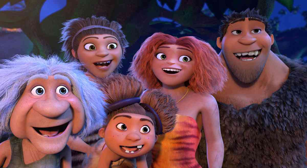 The Croods: Family Tree Coming to Hulu and Peacock
