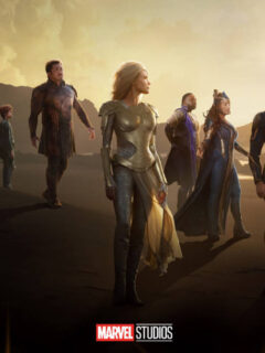 Eternals Trailer and Poster Revealed by Marvel Studios!