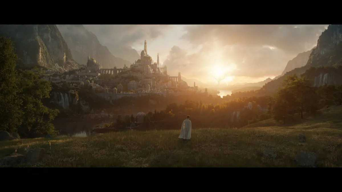 The Lord of the Rings Season 2 Production Moves to the UK
