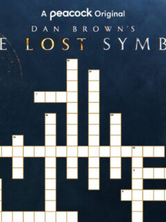 The Lost Symbol Premiere Date Revealed with Crossword Puzzle