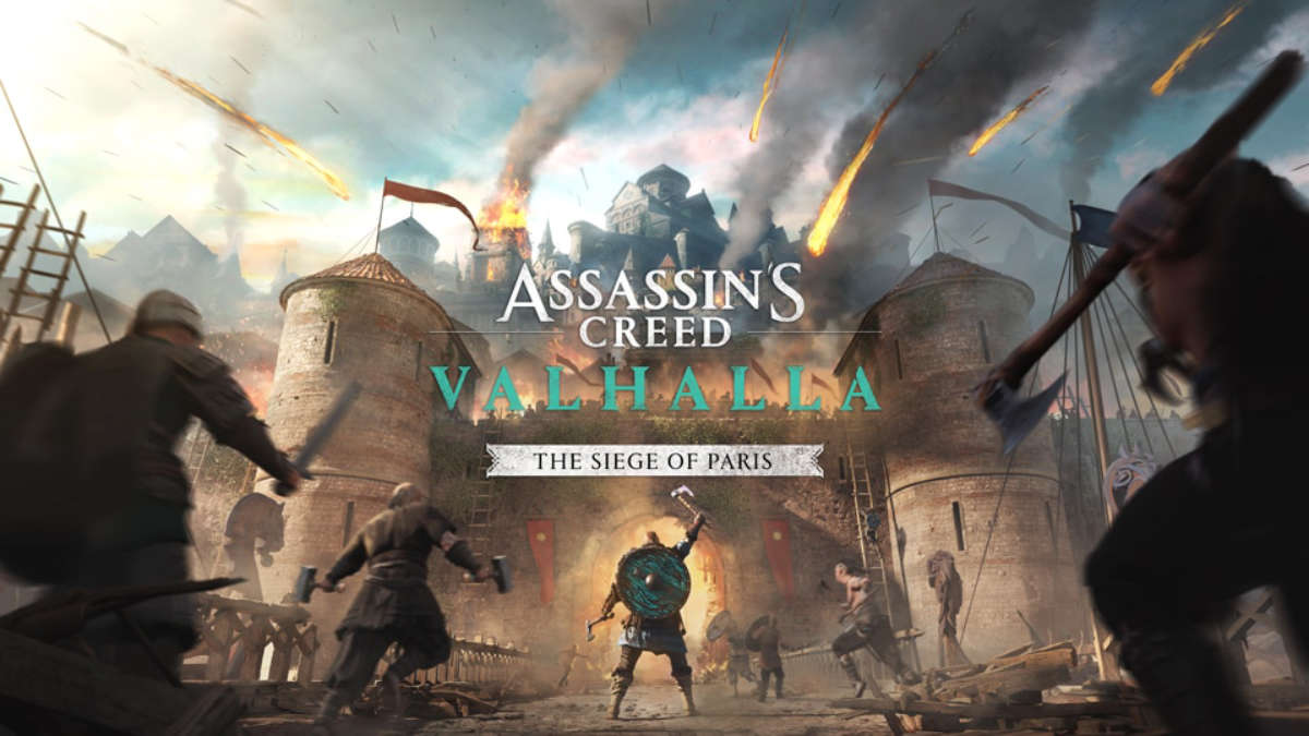 The Siege of Paris Expansion Comes to Assassin's Creed Valhalla