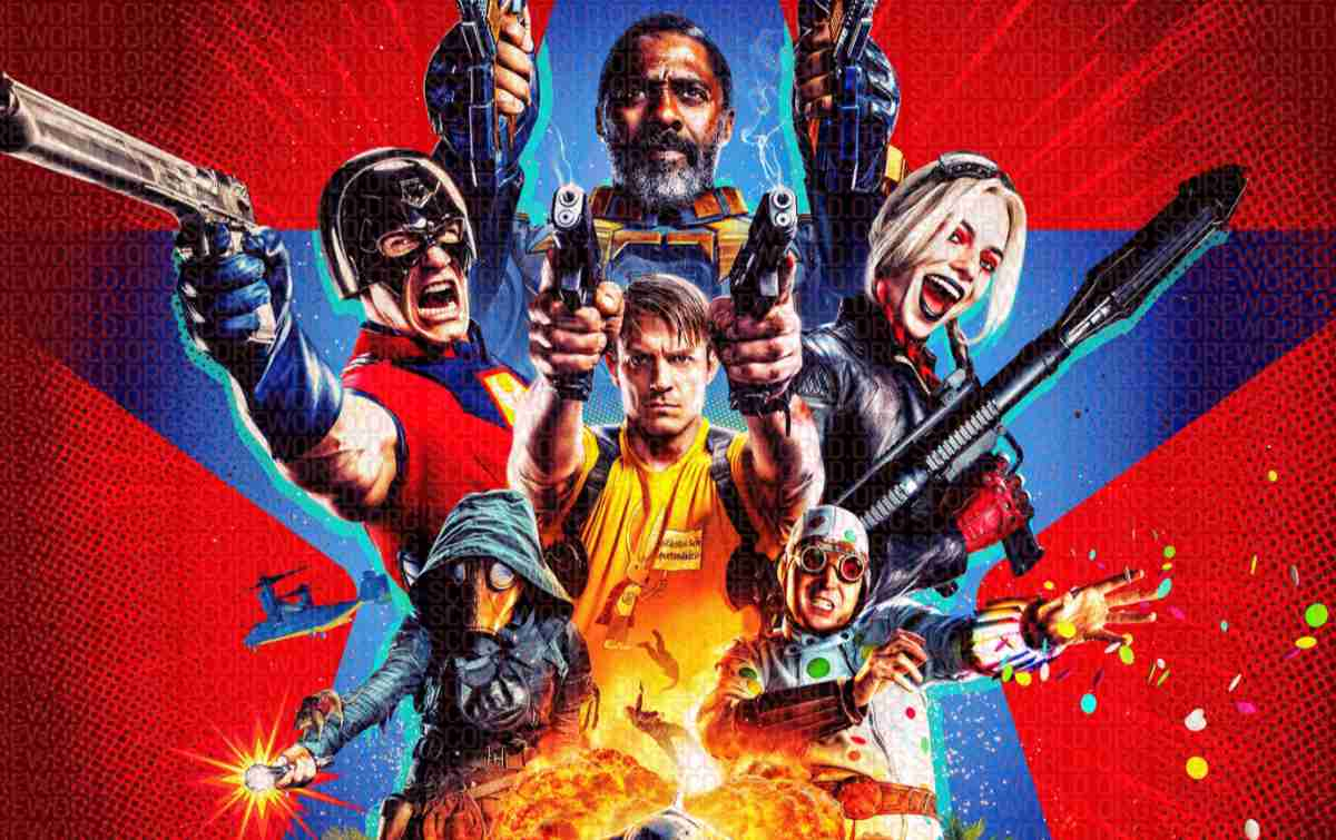 Two The Suicide Squad Soundtracks Now Available