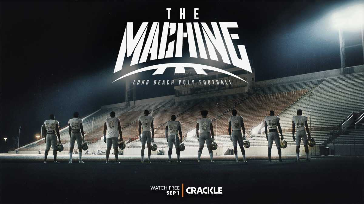 Crackle September 2021 - The Machine