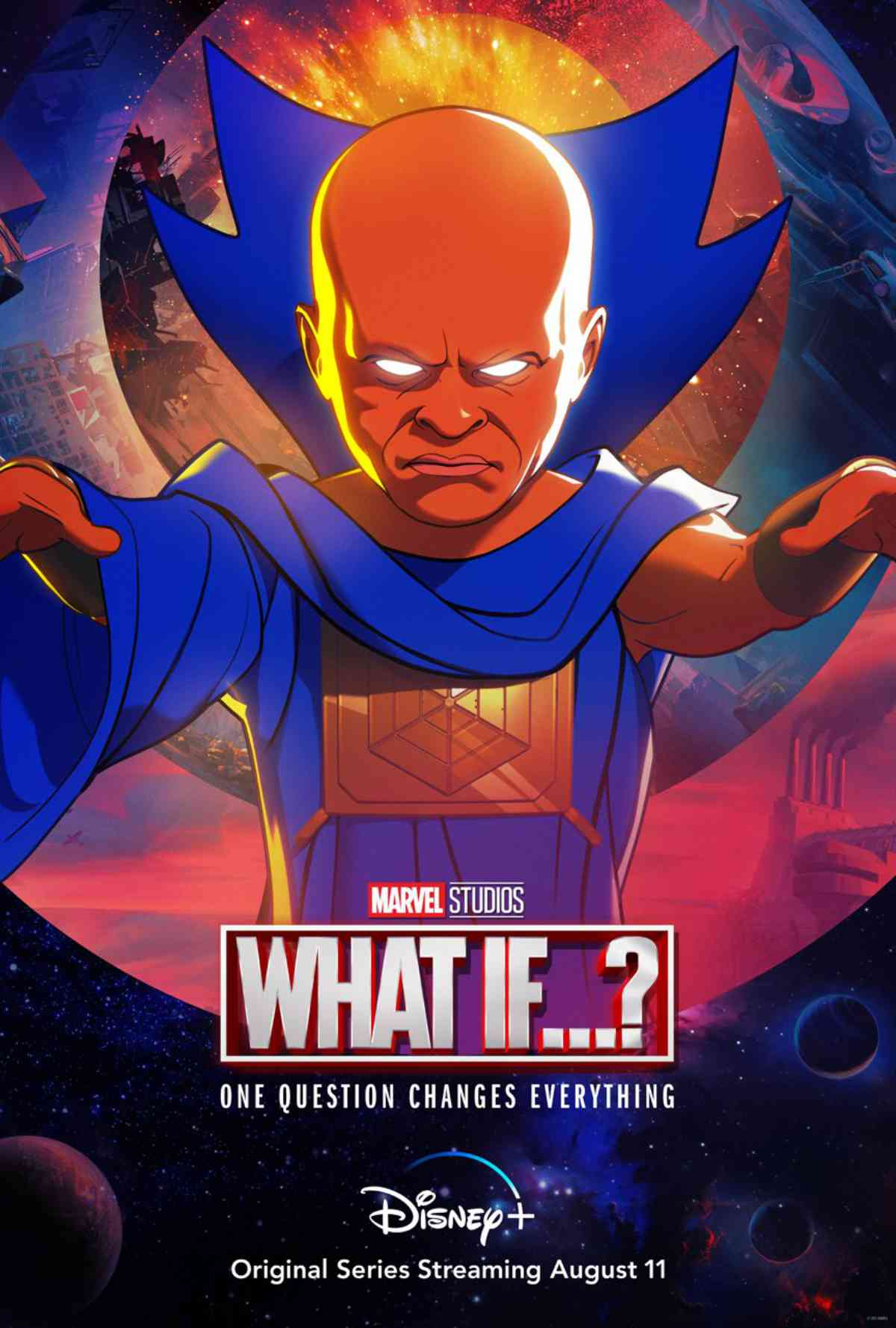 What If...? Poster 2