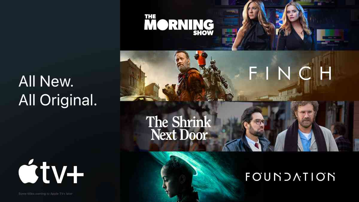 Apple Fall 2021 Preview of Original Series and Films