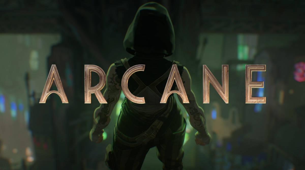 Arcane Trailer Reveals the League of Legends Series!