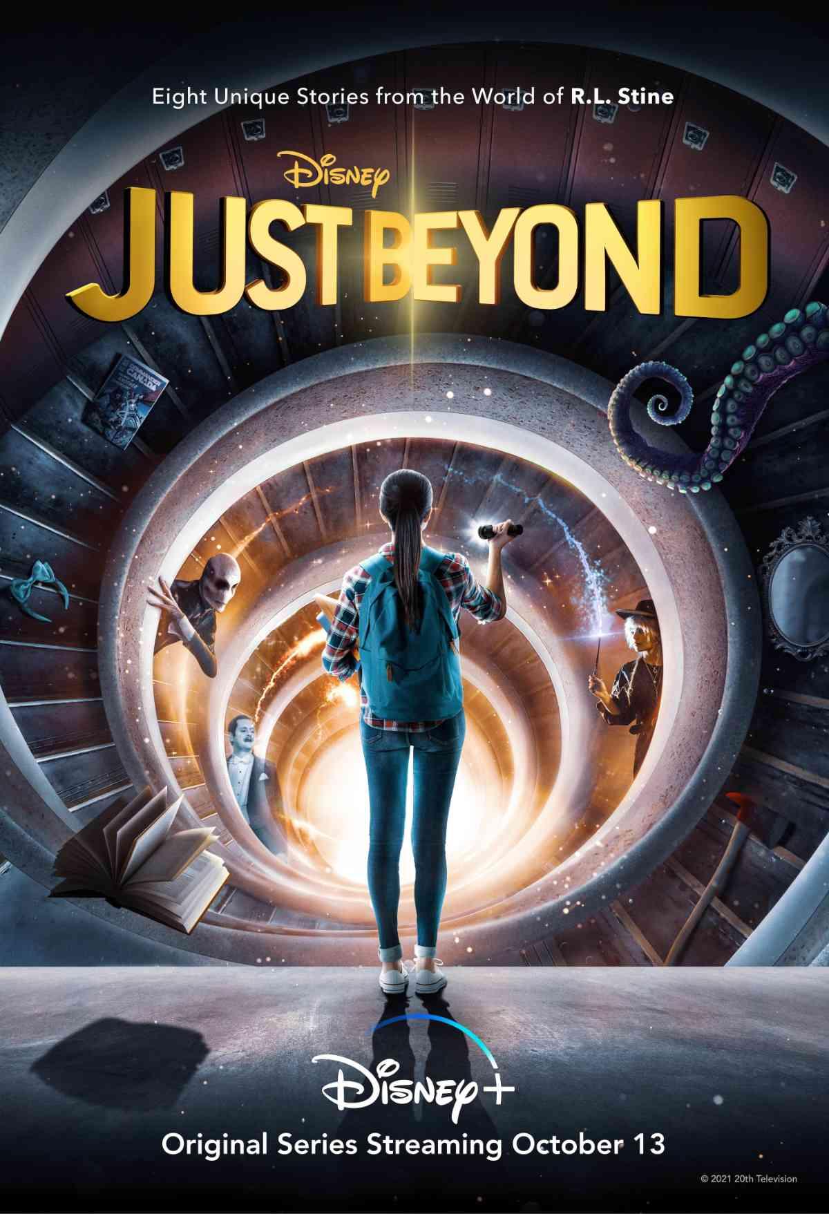 Just Beyond - Disney Plus Halloween 2021