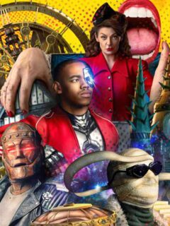 Doom Patrol Season 3 Trailer and Key Art Debut