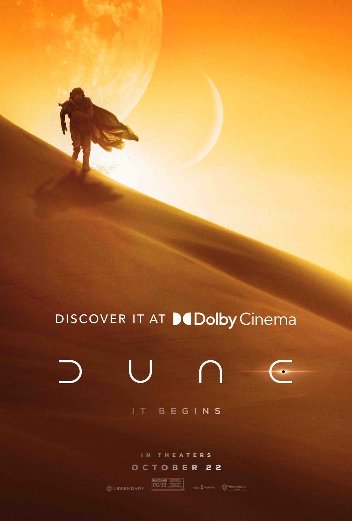 Dune Featurette and Poster