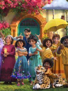 Encanto Preview: Meet Disney's New Animated Familia Madrigal