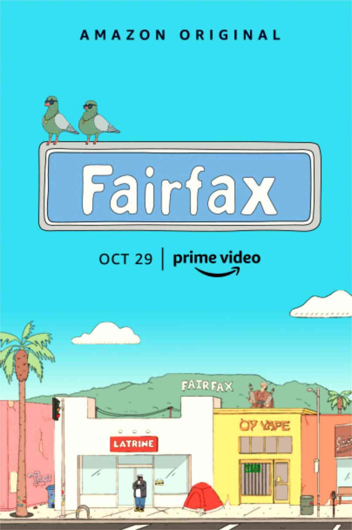 Fairfax Key Art