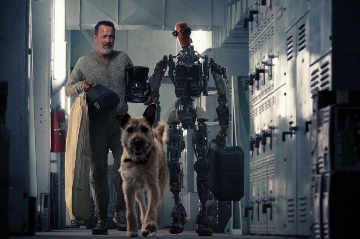Finch Trailer Featuring Tom Hanks, a Dog and a Robot