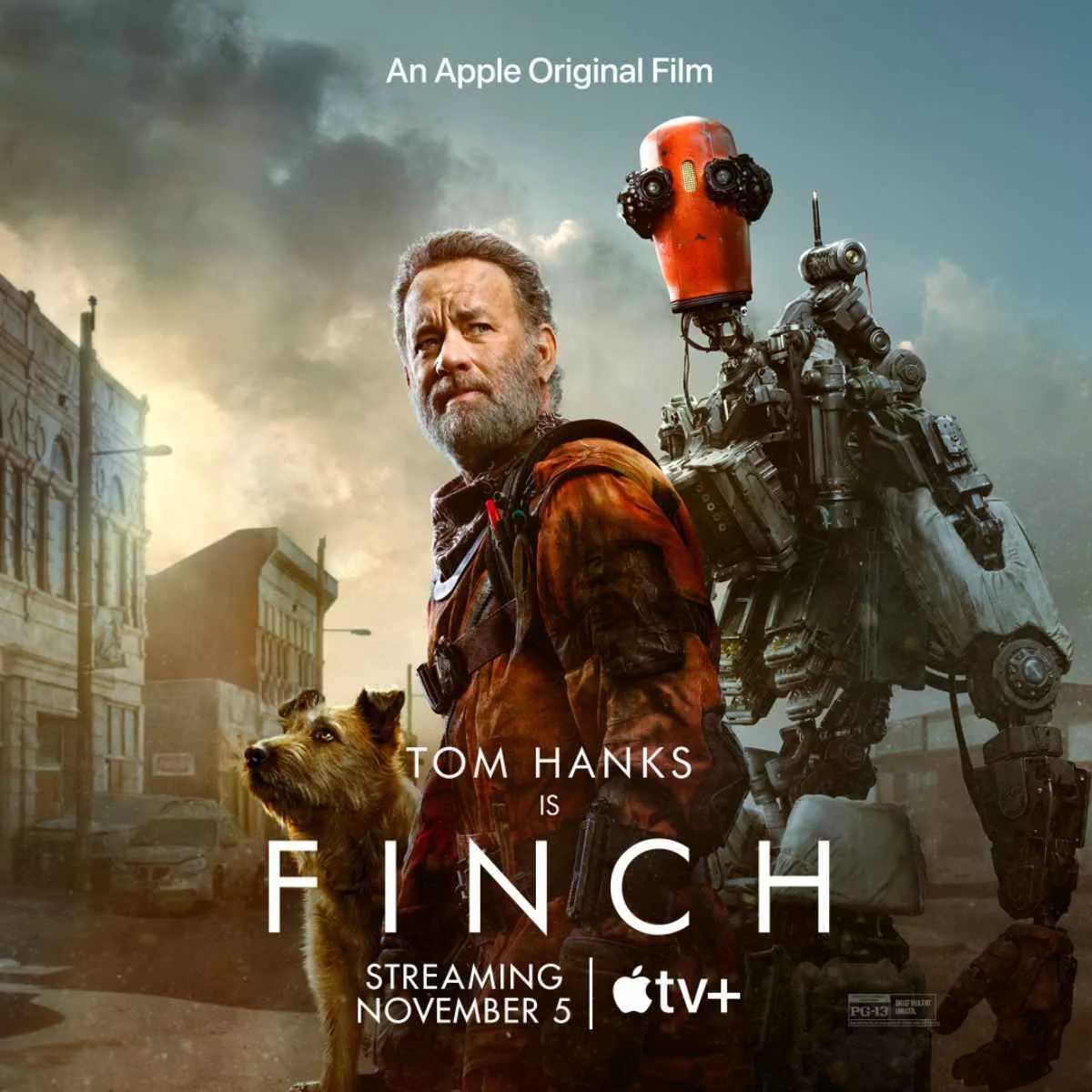 Finch Trailer