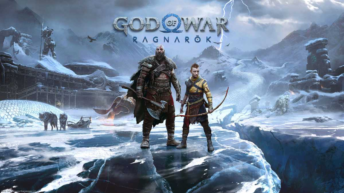 God of War Ragnarok First Look Revealed