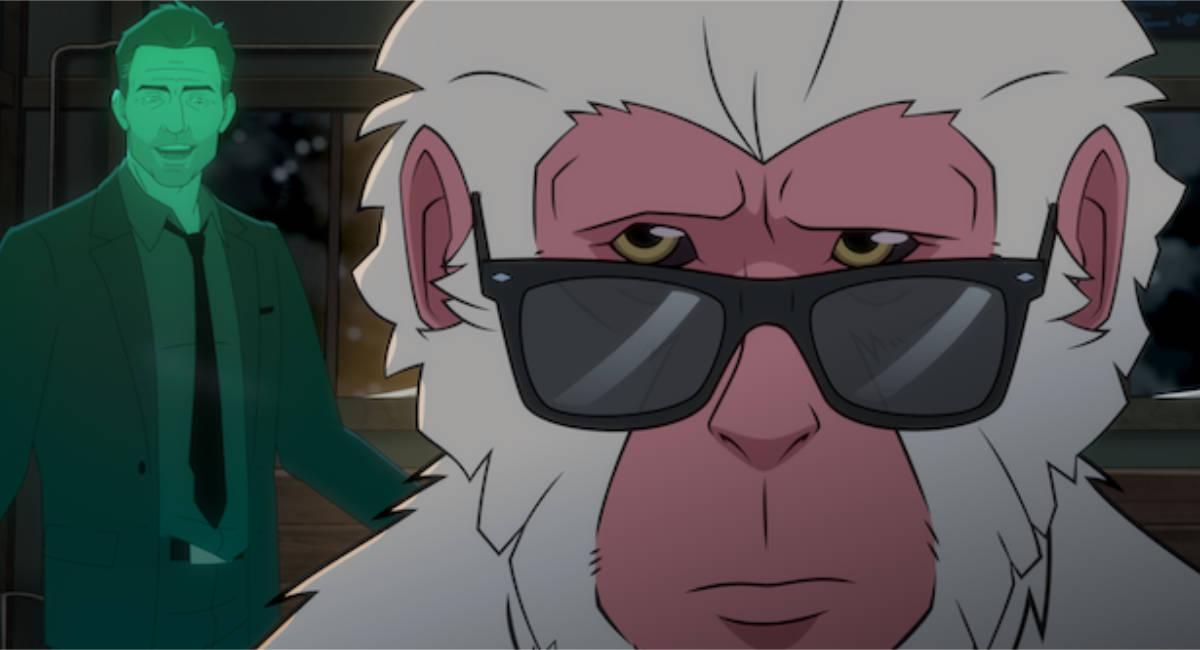 Marvel's Hit-Monkey Reveals the Hulu Original Series