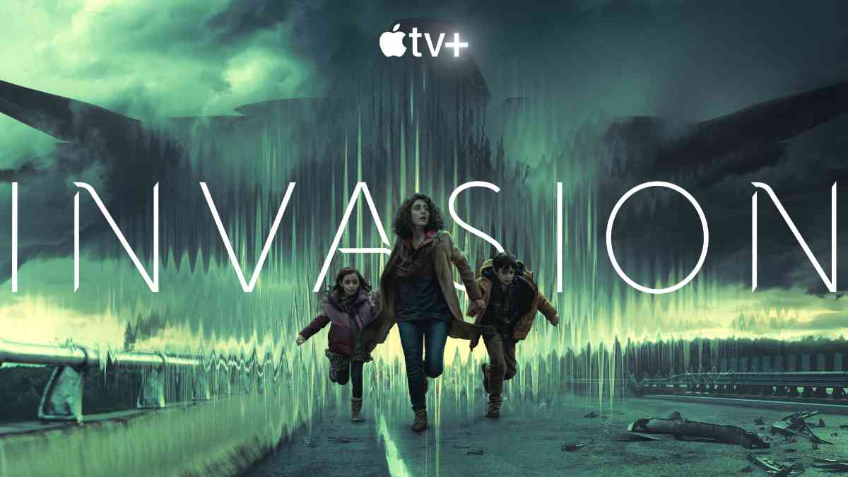 New Trailer for Apple's Invasion Series