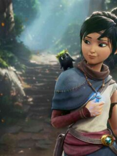 Kena Bridge of Spirits Launch Trailer Debuts