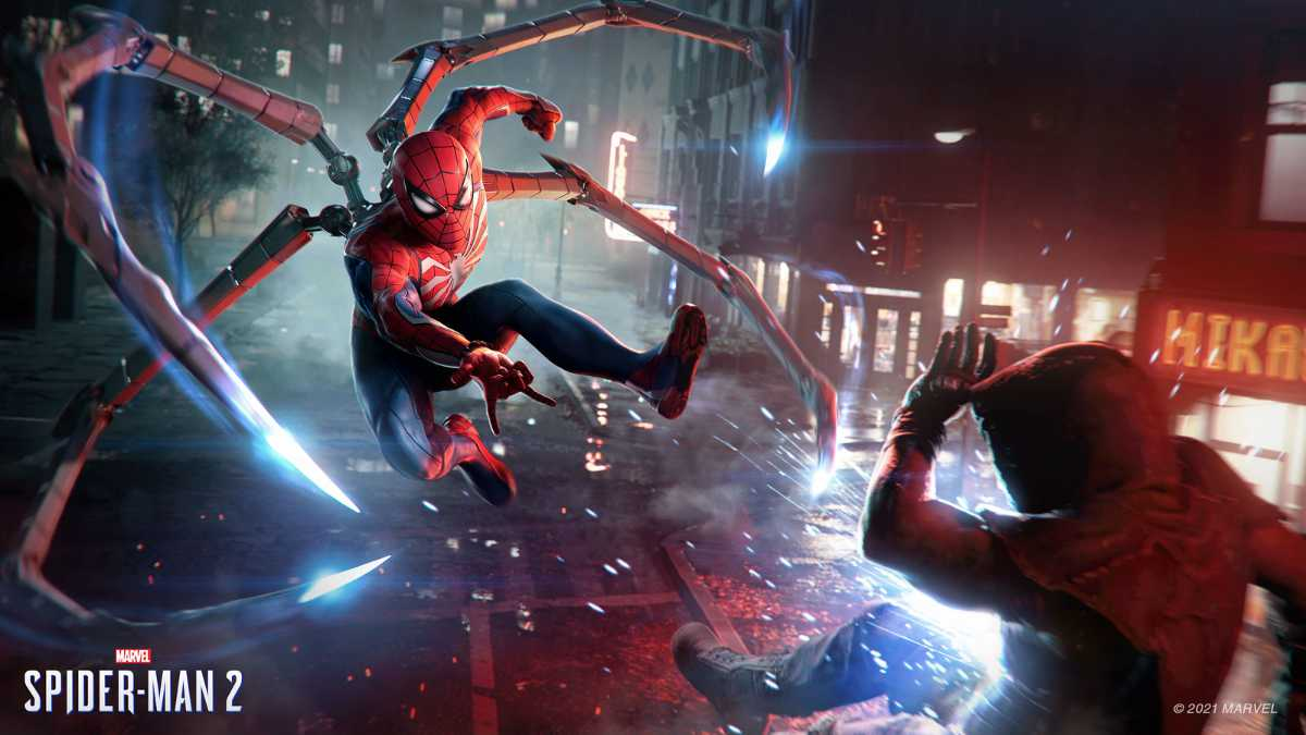 Marvel's Spider-Man 2, Guardians of the Galaxy & Wolverine Revealed
