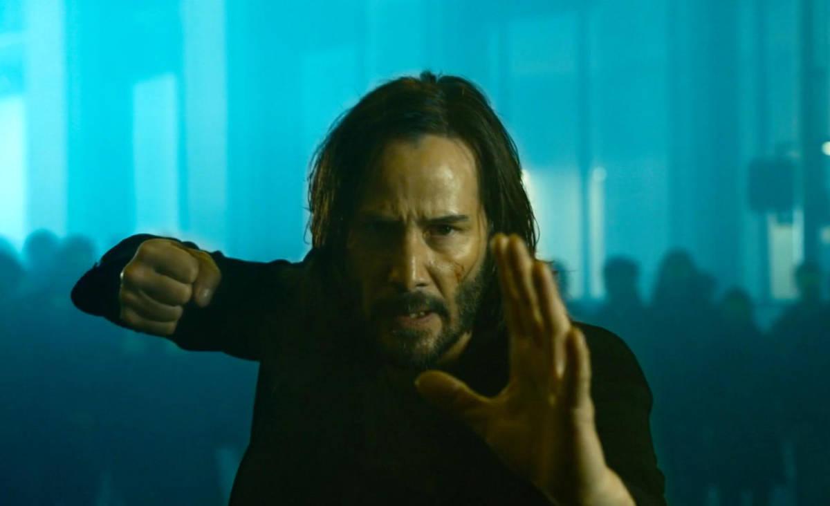 The Matrix Resurrections Trailer