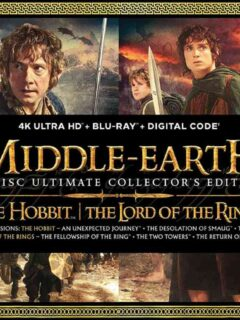 Middle-earth Ultimate Collector's Edition Coming in 4K This October