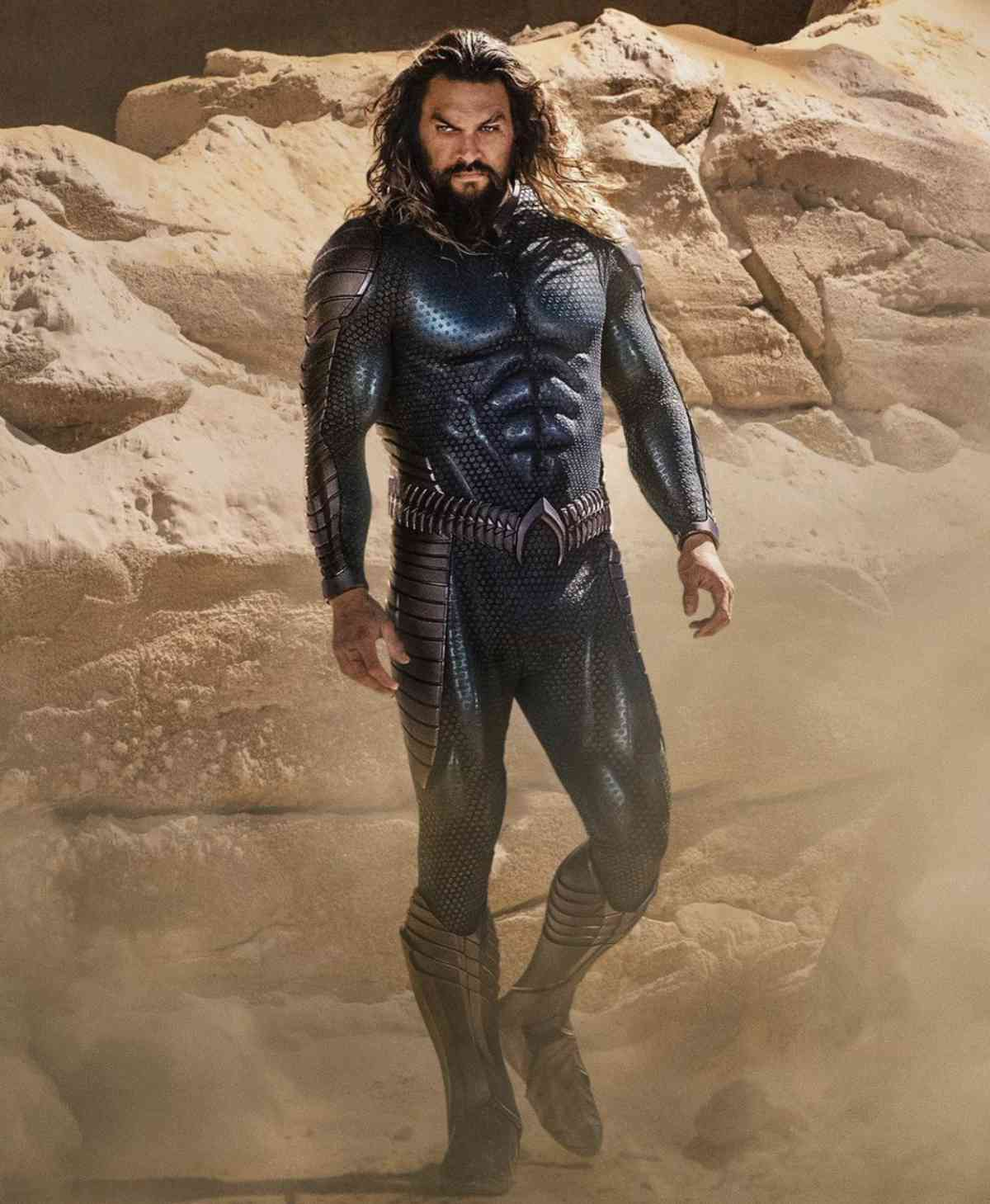 New Aquaman Costume