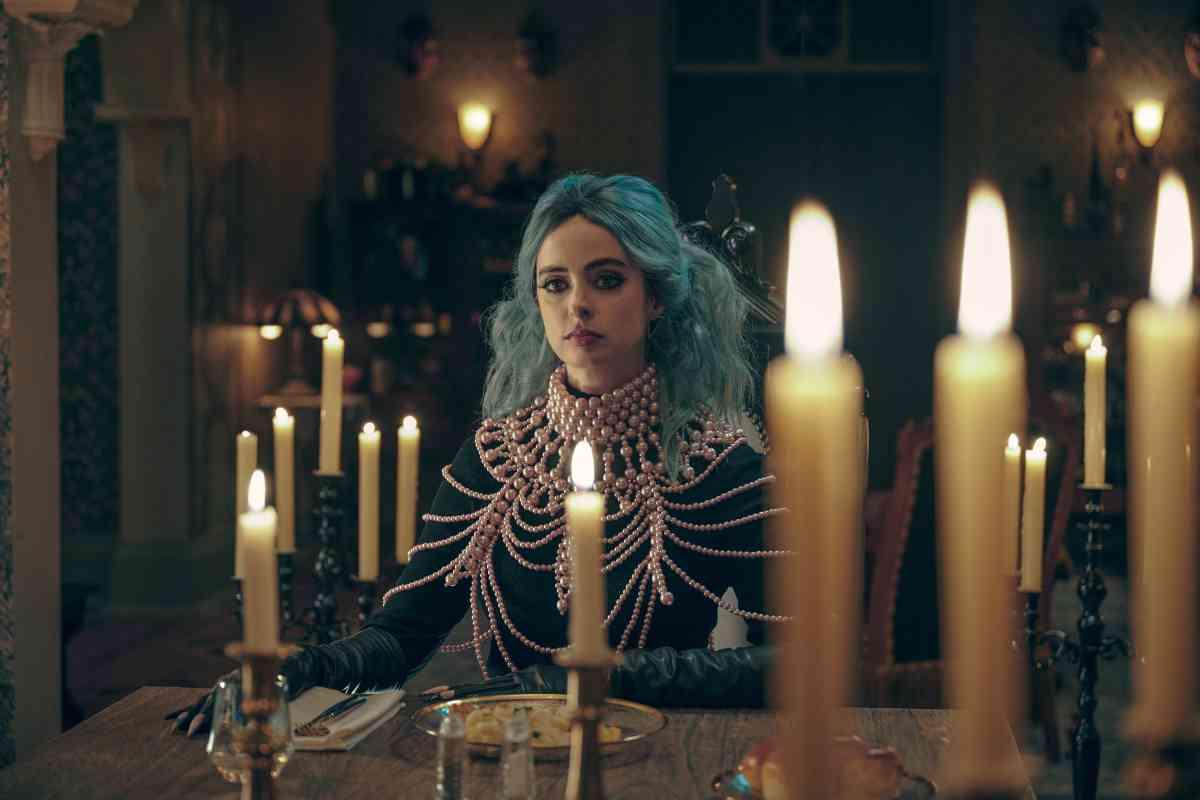 Netflix Halloween 2021 - Nightbooks