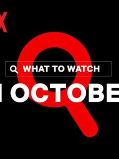 New on Netflix October 2021: Movies, TV and Originals