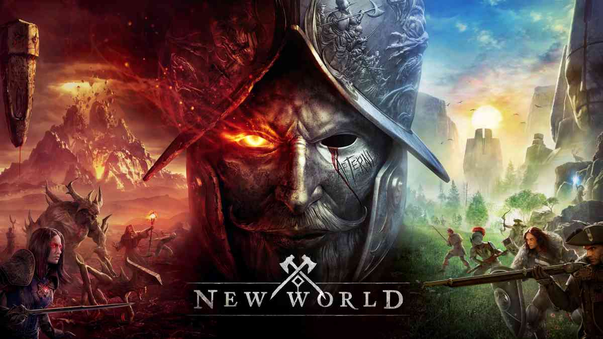 New World Game Launched by Amazon