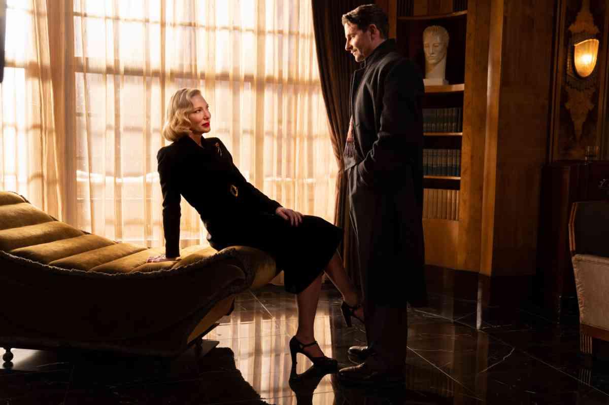 Nightmare Alley Movie Photos Featuring Cooper, Blanchett & More