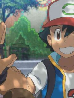 Pokemon the Movie: Secrets of the Jungle Trailer from Netflix