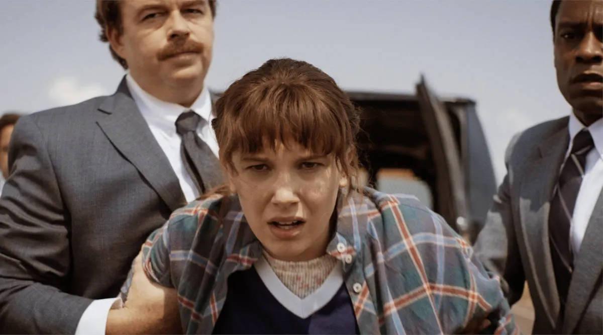 Stranger Things Season 4 Trailer Hits!