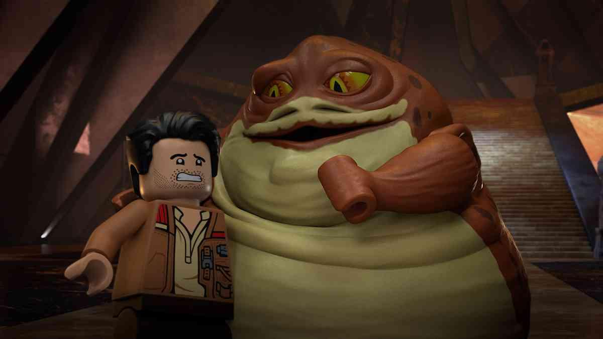 LEGO Star Wars Terrifying Tales Trailer Rises!