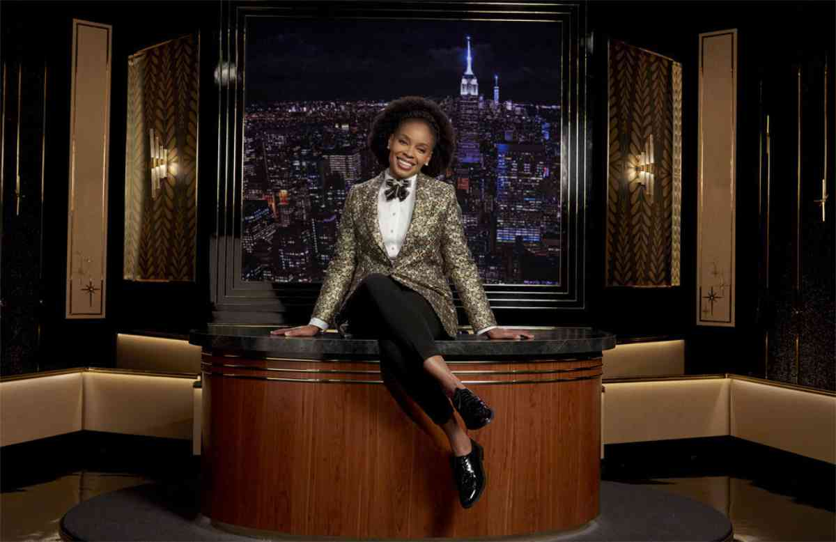 The Amber Ruffin Show Season 2 Gets the Green Light