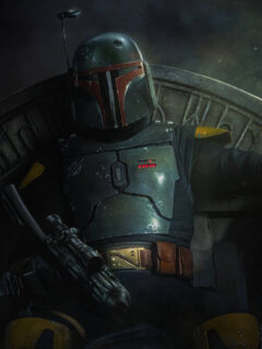 The Book of Fett Premiere Date and Key Art Revealed
