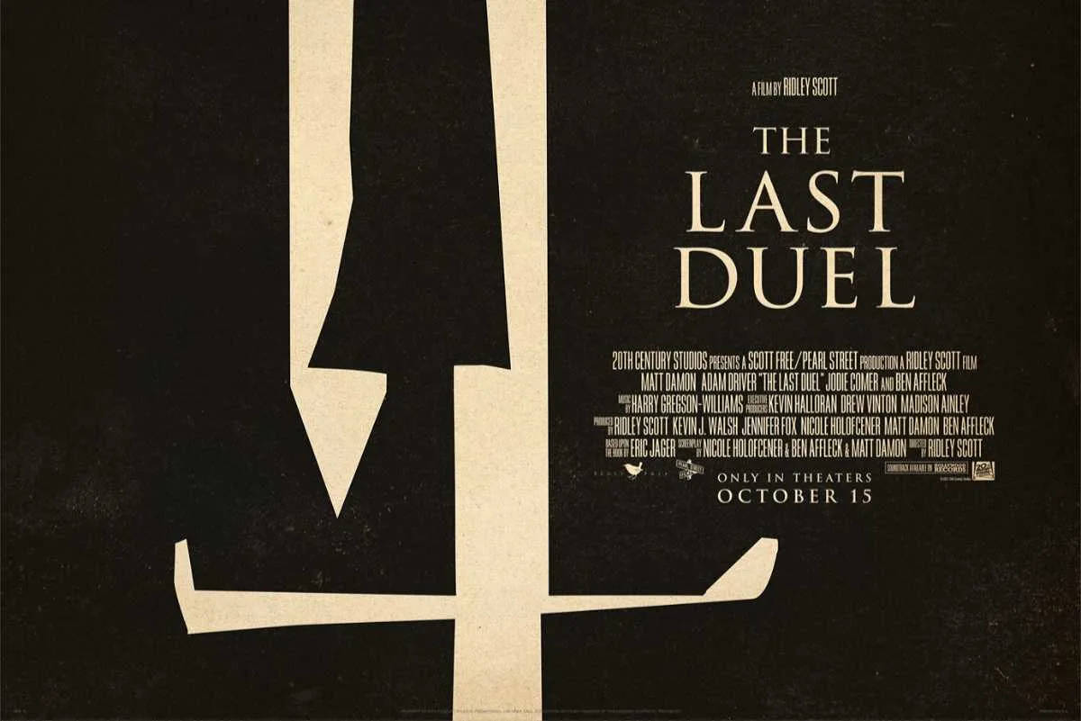 The Last Duel Movie Releases New Footage