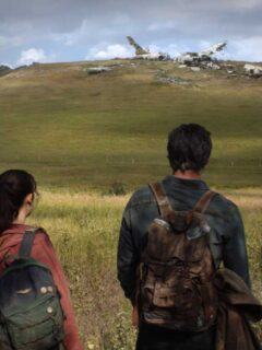 First Photo From The Last of Us Series