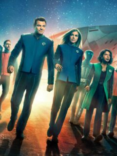 The Orville: New Horizons and Jacinta Previewed by Hulu