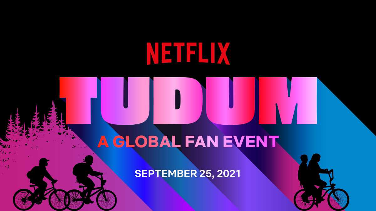 TUDUM Netflix Event Reveals Trailer and Lineup