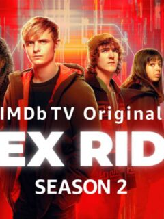 Alex Rider Season 2 Release Date and Teaser