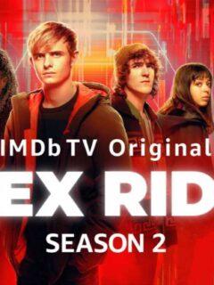 Alex Rider Season 2 Trailer Revealed by IMDb TV
