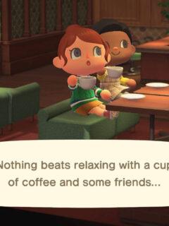 Animal Crossing: New Horizons Free November Update