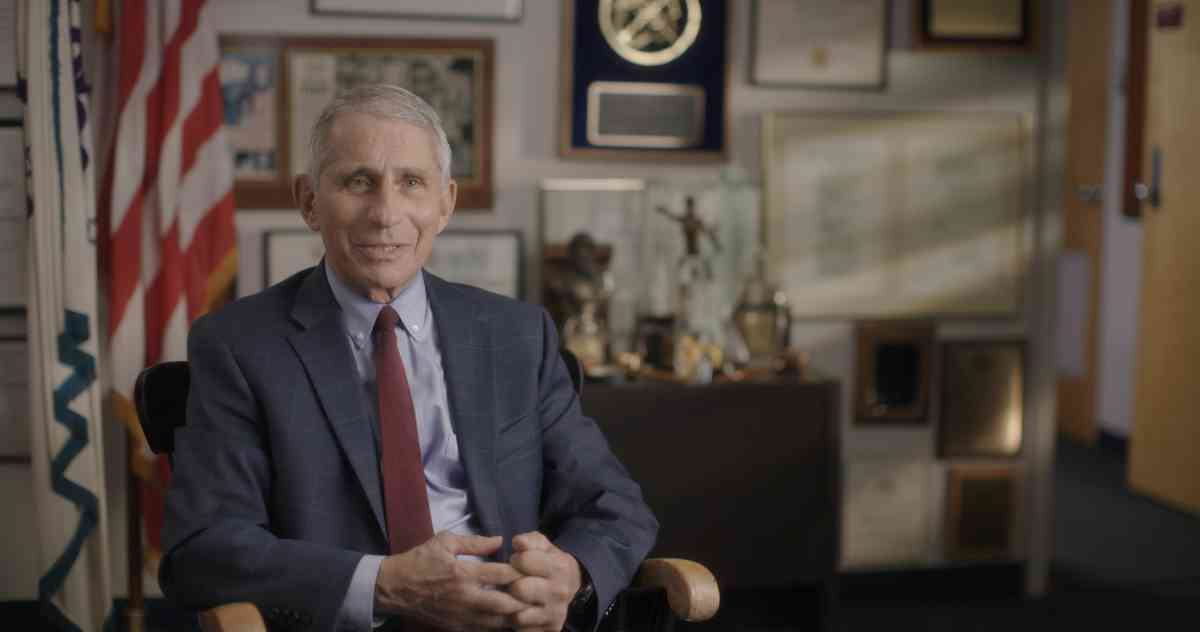 Anthony Fauci Documentary Trailer and Key Art Debut
