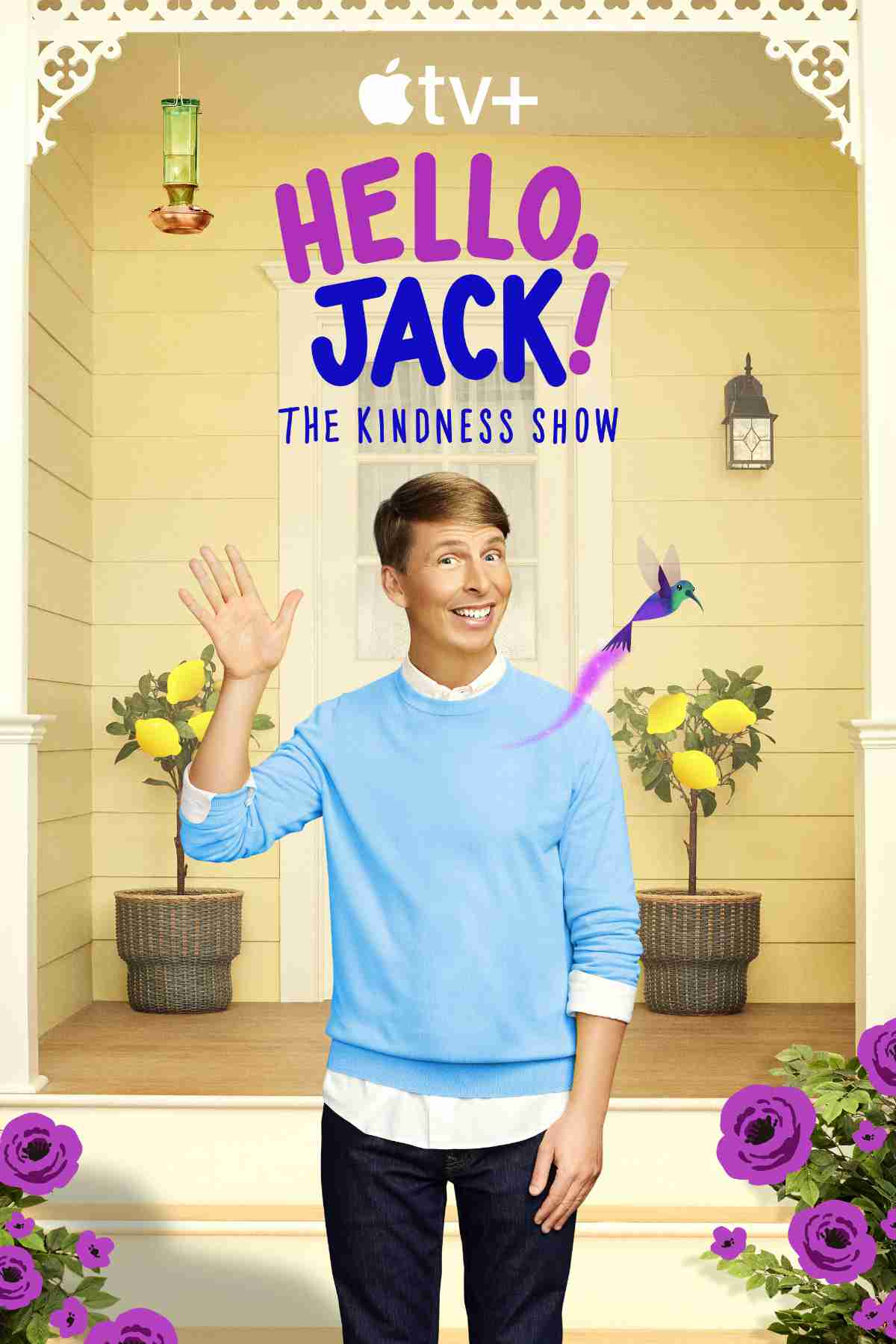 The Afterparty and Hello, Jack! The Kindness Show Revealed by Apple