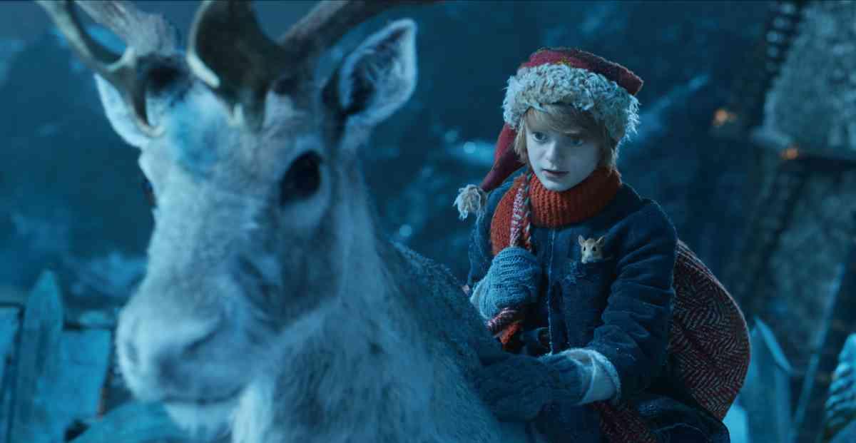 A Boy Called Christmas