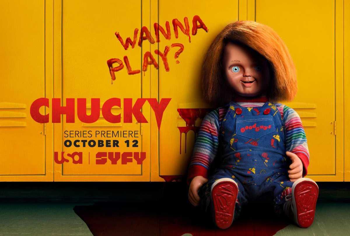 Chucky TV Series Trailer and New Photos
