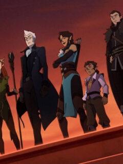 Critical Role Reveals The Legend of Vox Machina
